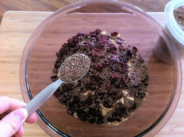 Adding 3 Tablespoons of Flax Seed