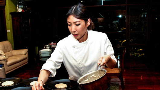 This Thai Chef Is Hosting Michelin-Worthy Dinners at Her House - MUNCHIES