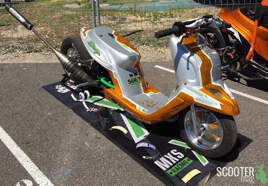 MBK Booster 95 cc Stage6 R/T | Actualités Scooter par Scooter Mag