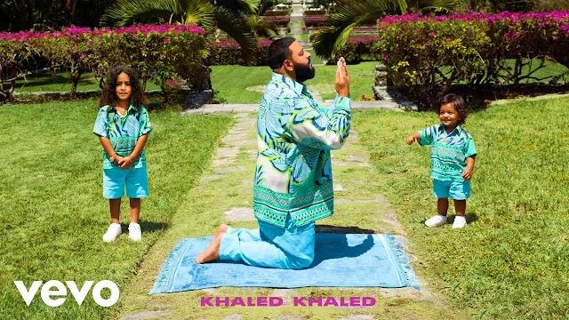 THANKFUL LYRICS - DJ KHALED - LIL WAYNE