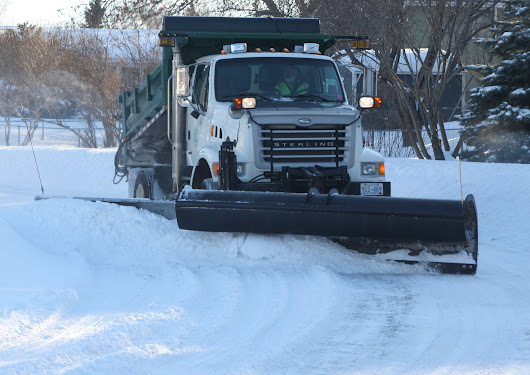 Protect Your Property From Snow Plow Damage