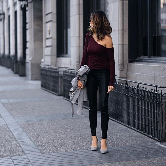 38 winter night out outfits to copy now  style  tips for
