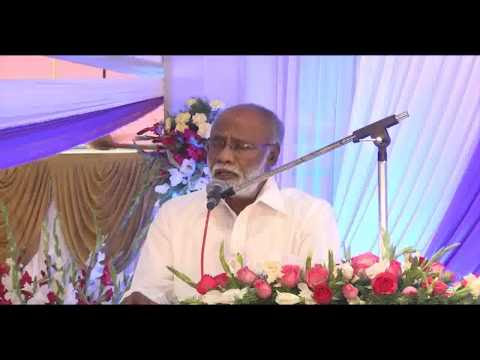 How to lead a Happy and Spiritual Married Life - Christian Telugu Message by Rev.Dr.S.Raja Sekhar