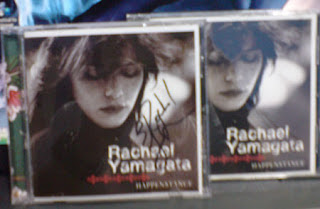My Two 'Happenstance' CDs