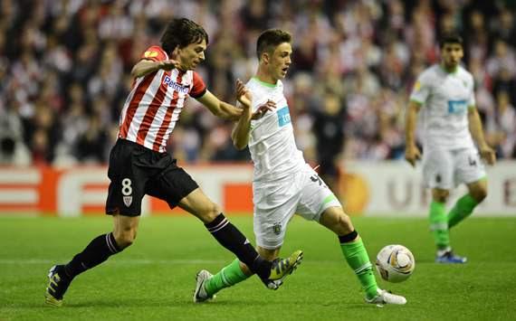 Ander Iturraspe, Ricky van Wolfswinkel, Athletic Bilbao, Sporting Lisbon