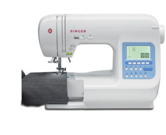 Singer 9970 sewing machine review - Quantum Stylist
