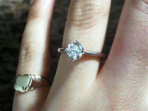 I LOVE my engagement ring!!! (Ring porn overload)   Weddingbee