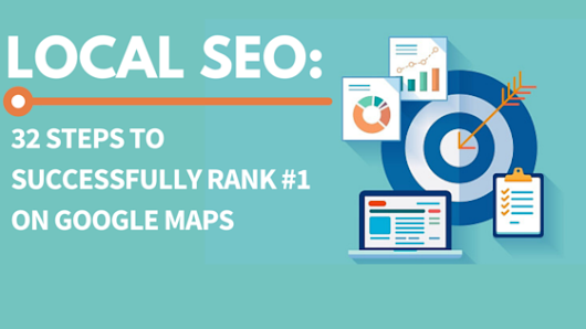 [Infographic] 32 Steps on a Local SEO Checklist
