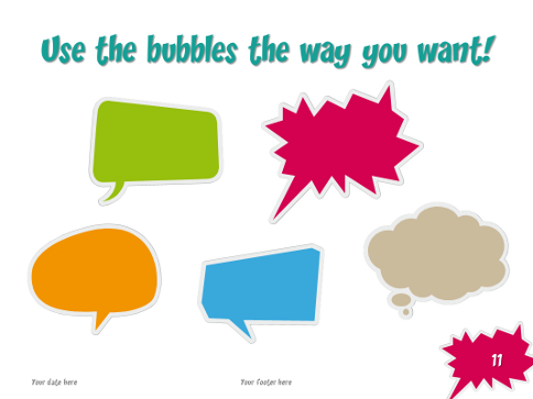 Thinking Bubbles Template | Free Download Clip Art | Free Clip Art ...