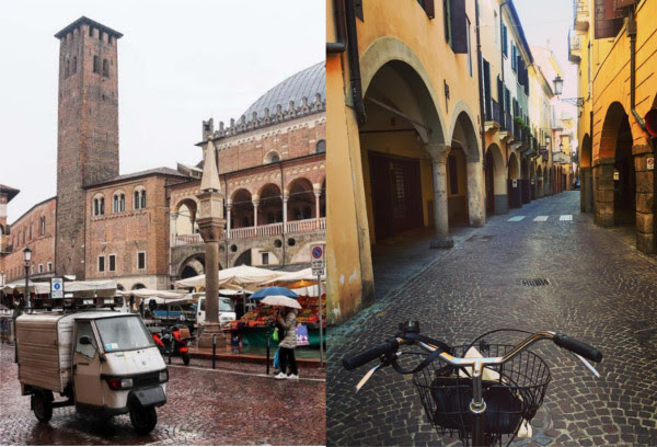 Padua- Piazza delle Erbe: Food Market Tour with Mama Isa