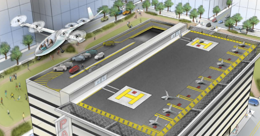 "Get Ready for Uber's ""Flying Cars"" Conference to Generate Lots of Dumb Headlines"