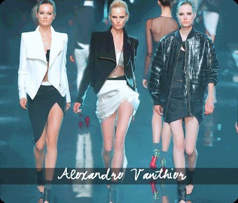 Haute Couture Paris Fall 2013. Part I