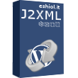 J2XML Wordpress Importer Plugin v3.2.16 is released