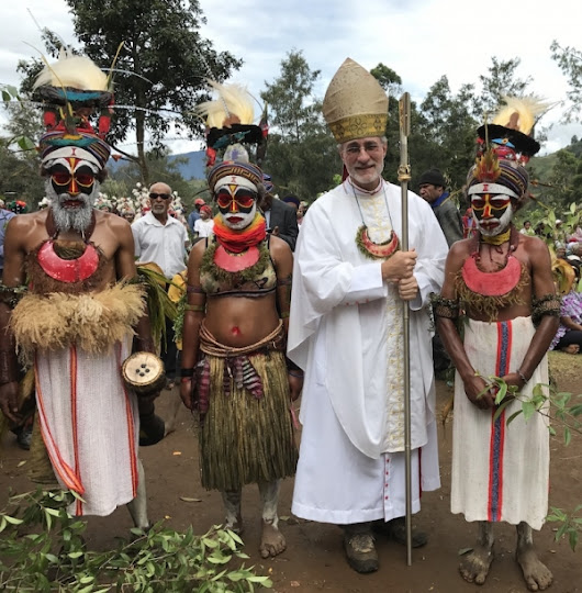 People of Sol show Spirit! - Catholic Diocese of Mendi