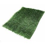 """Replacement Synthetic Grass Pet Dog Potty Patch Pee Grass Pad For X-Large Dog Potty Pad (30"""" x 20"""" pad) - Measures 28"""" x 18"""