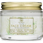 Era Organics Tea Tree Oil Face Cream - For Oily, Acne Prone Skin - Natural & Organic Facial Moisturizer For Rosacea, Cystic Acne, Blackheads & Redness