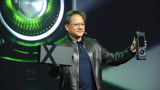 Nvidia fully reveals $1,000 Titan X graphics card, the 'most advanced' GPU ever