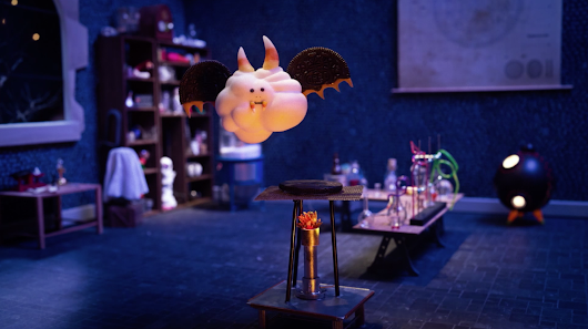 Ad of the Day: Oreo Is Creating Adorable Halloween 'Nomsters' in a Tim Burton-ish Lab