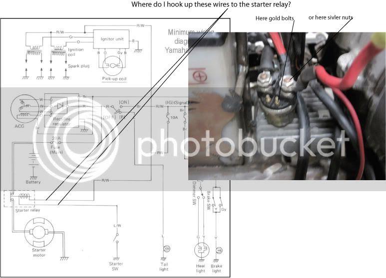 Minimum Wiring diagram help | XJBikes - Yamaha XJ ...