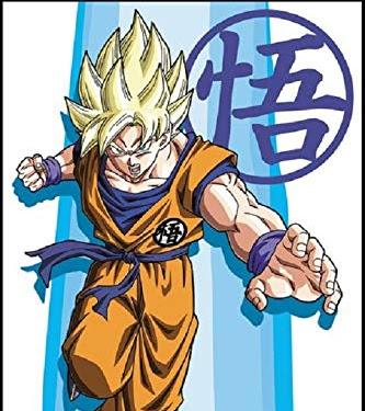 Dragon Ball Z Goku Super Saiyan