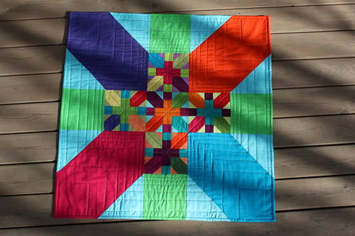 A Quilter's Table: About that Binding