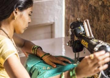 India crece sin contar con sus mujeres