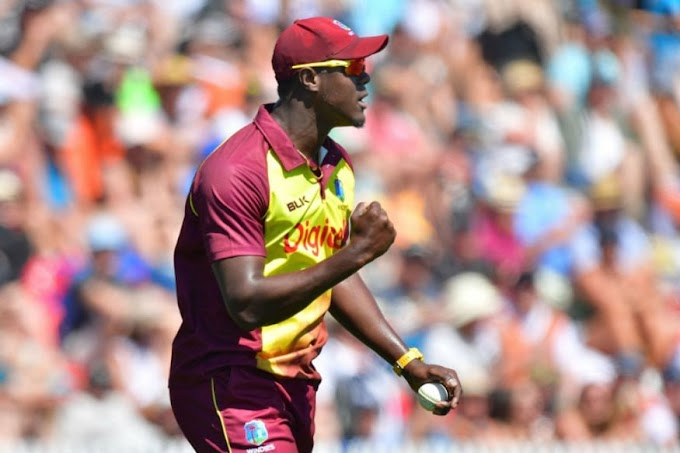 Carlos Brathwaite Recalled For First Two ODIs Against England