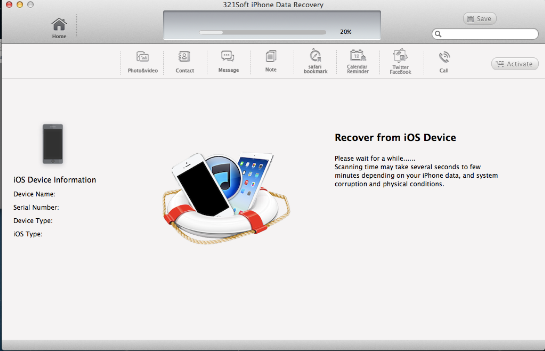 How to Recover Lost Photos from iPad after Factory Settings Restore