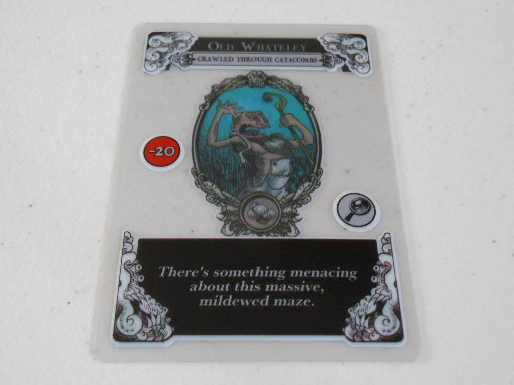 Cthulhu Gloom card in play