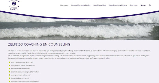 Zelf&Zo Coaching & Counseling - ENVIS