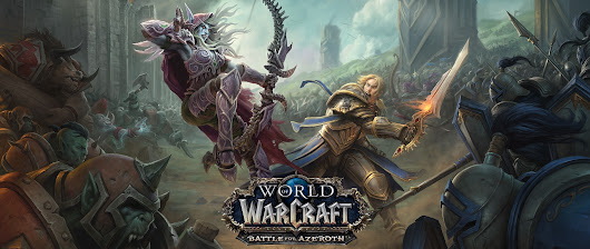 BlizzCon 2017 and Battle for Azeroth New Expansion.
