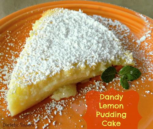 Dandy Meyer Lemon Cake