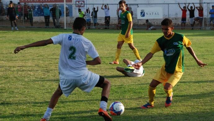Copa Natal de Futebol Sub 15  (Foto: Marco Polo)