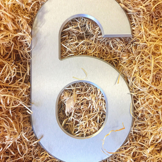 Stylishly Numbered  - A Wonderful First Six Months