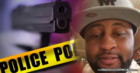 Man Prevents a Murder by Disarming Attacker, Police Show Up and Kill Him