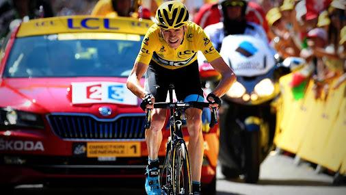 Le faux débat sur Froome #cycling #tdf15 #LhistoireLeDira #tf