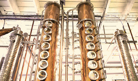 Three Pacific Northwest Craft Distillery Hot Spots - Forbes Travel Guide Blog
