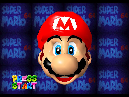 Download Super Mario 64 (USA) ROM for N64