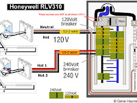 Get 220V Baseboard Wiring Diagram For Honeywell Thermostat Images