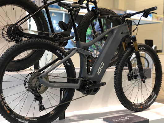 eBike News: 2019 iGO, Specialized, Yamaha, Rad Power Bikes, VW eCargo, & More! [VIDEOS]