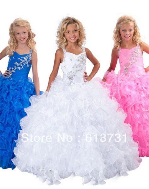 vestidos largos  ninas