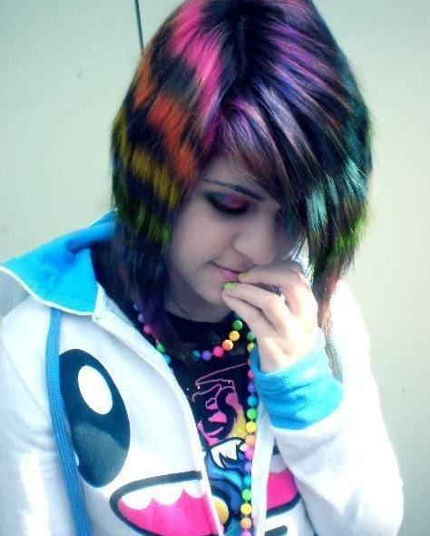 Hairstyles Emo Bob Hairstyles