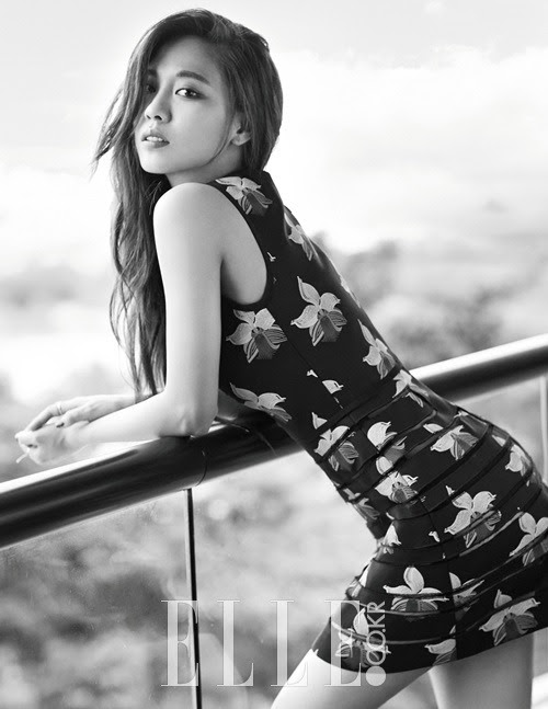 Miss A Fei - Elle Magazine June Issue '15