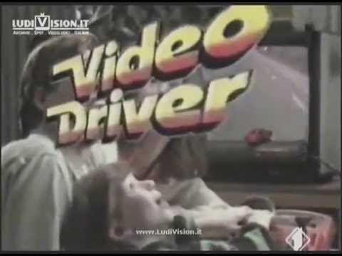 Sega-Tyco - Video-Driver (1989)