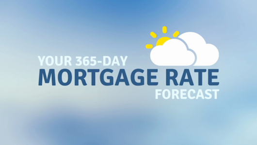 Your 365-Day Mortgage Rate Forecast