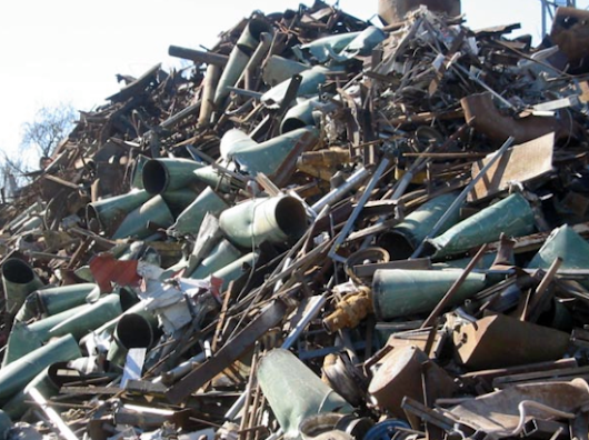 Steel Recycling Starts in the Home