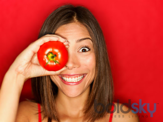 How To Use Tomatoes To Get Rid Of Acne Scars