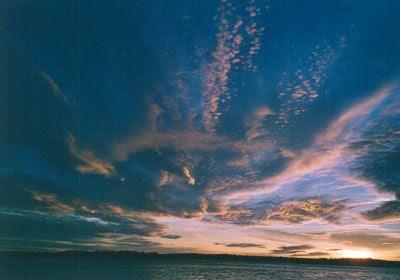 Madagascar - Alba sul mare ad Anakao