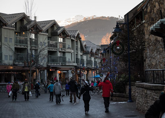 The non-skier's guide to Whistler, B.C.