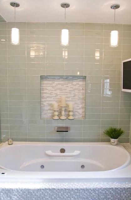 Modern Luxury - Master Bath - transitional - bathroom - other ...